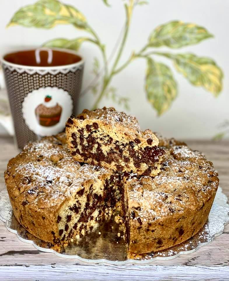 torta cookies in versione golosa